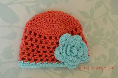 Open Stitch Hat