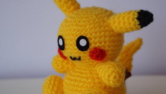 Amigurumi Patterns Pikachu : Patterns for amigurumi misterpattern