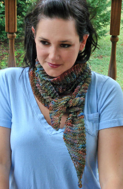 The Parallelogram Scarf