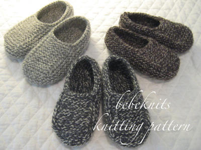 Normandy Toddler Slippers