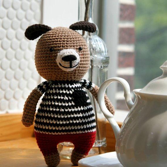 Crochet pattern-My Doggy doggy