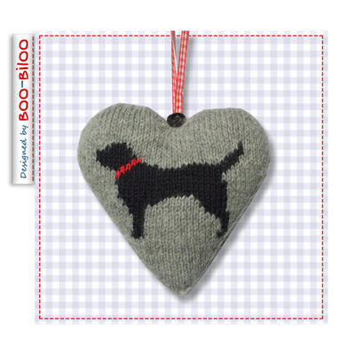 10 Dog heart decoration, ornament, gift