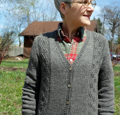 Ivar Cardigan Kit