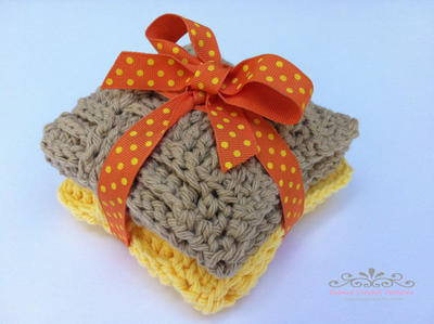 Crochet Dish Cloth Patterns