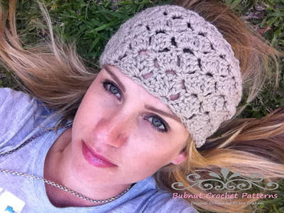 Crochet Headband Pattern - No.804