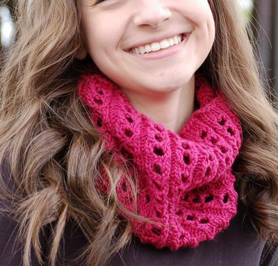 Large Eyelet Rib Cowl Kit