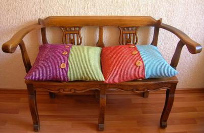 Cushion cases