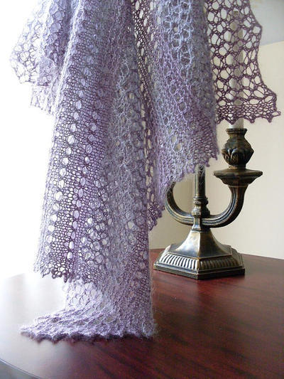 Lace Shawl Wrap Scarf