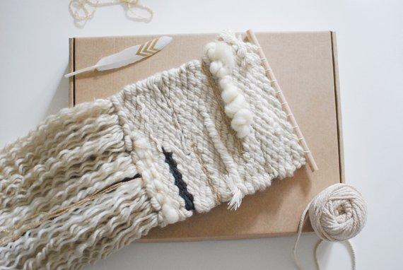 DIY - Weaving Boho kit for beginners