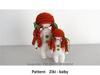 Pattern Ziki - baby