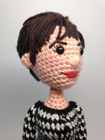 Doctor Who Companion Susan Crochet Amigurumi PATTERN