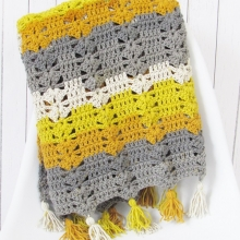 Free crochet patterns for one-piece afghans, slippers, dishcloths, scarves, and more…