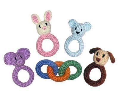 Baby Ring and Rattle Toys