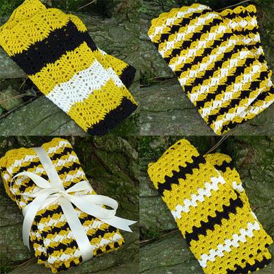 Bumblebee Dishtowel Set