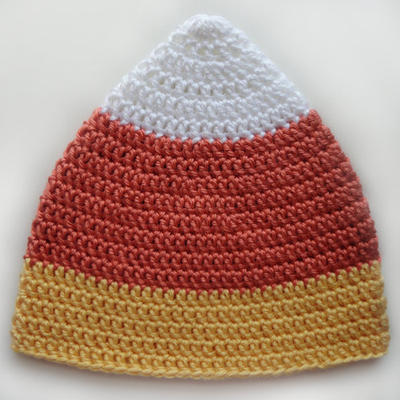 Candy Corn Hat - 5 Sizes
