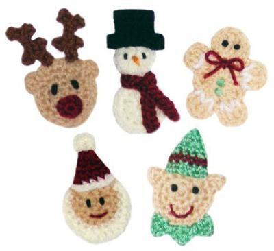 Christmas Applique Set No.2