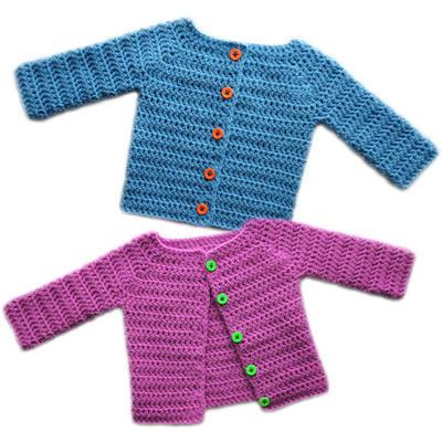 Classic Cardigan Sweater (5 sizes)