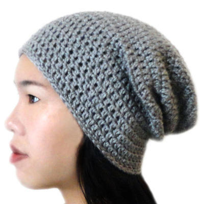 Classic Slouchy Beanie (5 Sizes)