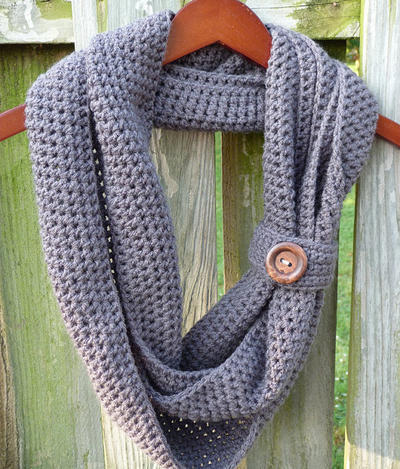 Cliffside Infinity Scarf