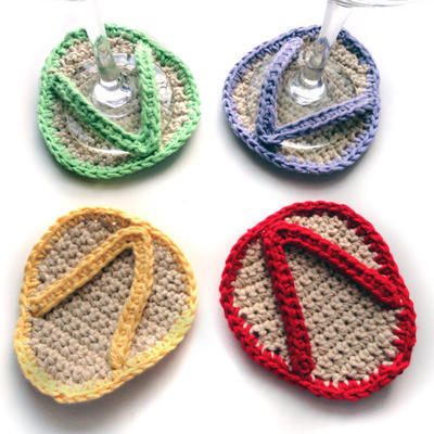 Flip Flop Coasters