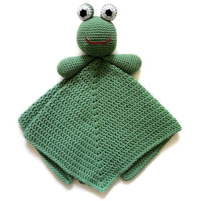 Frog Security Blanket