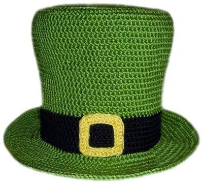Leprechaun Hat (5 Sizes)