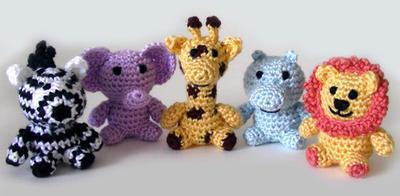 Little Safari Animals