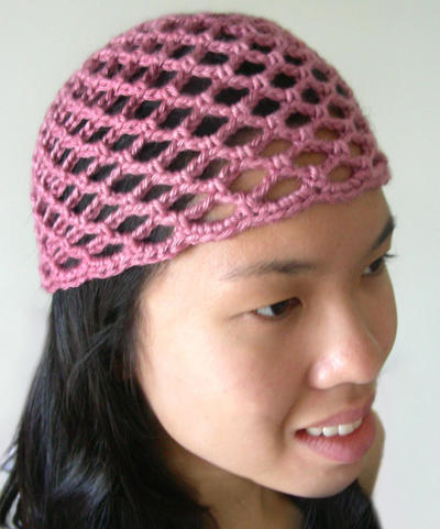 Mesh Lace Beanie (5 sizes)