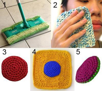 Nylon Cleaning Set