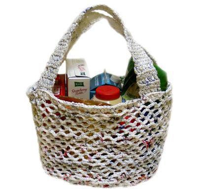 Plarn Market Bag