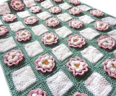 Pop Up Flower Blanket