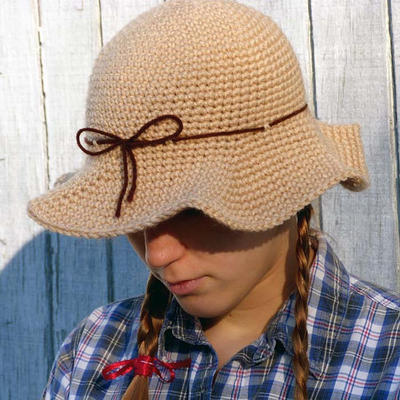 Scarecrow Hat (5 Sizes)