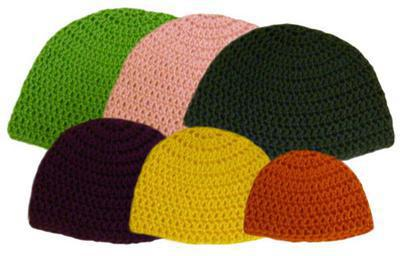 Super Quick Family Beanie Set (6 Sizes)
