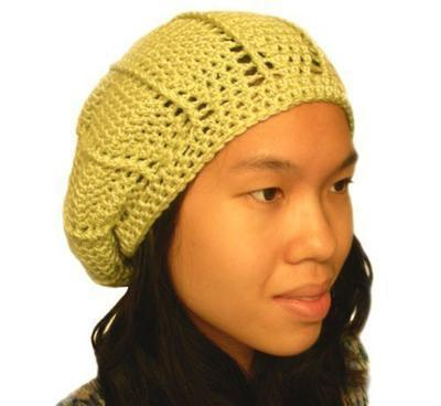Textured Slouchy Beanie (5 Sizes)