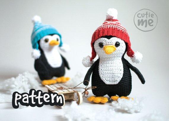 PATTERN Frosty the Penguin