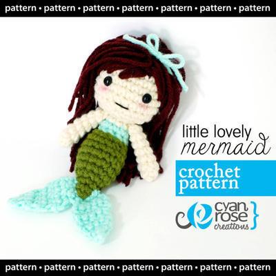 Little Lovely Mermaid