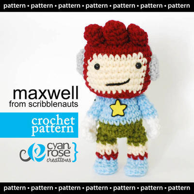 Maxwell, from Scribblenauts