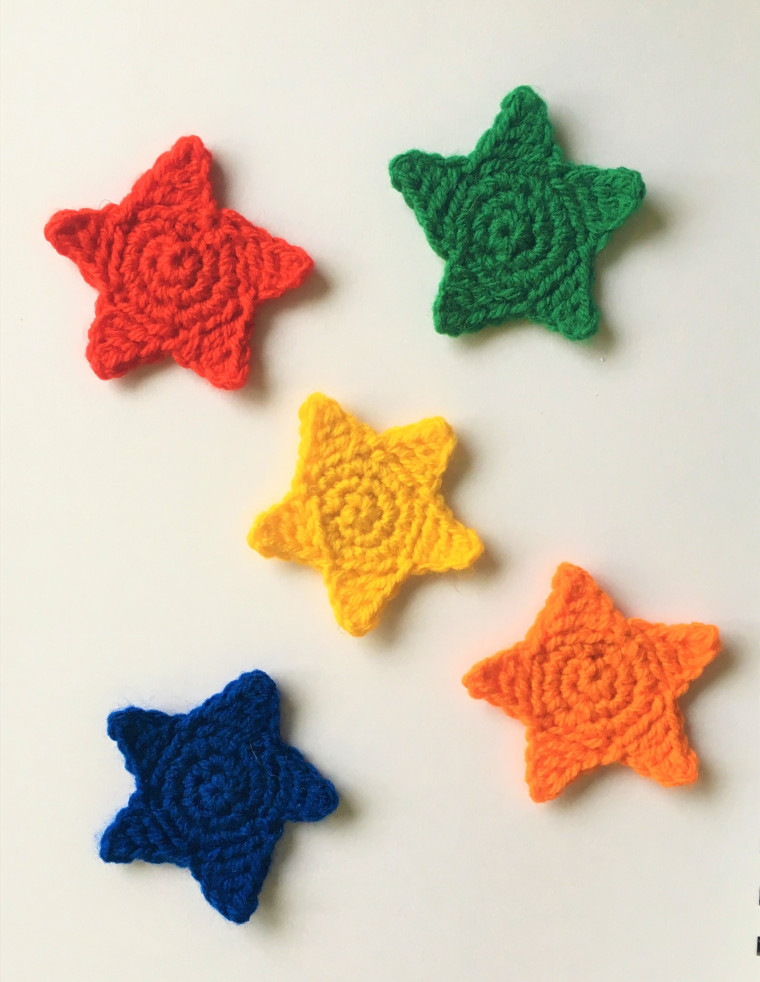 Little Stars Applique