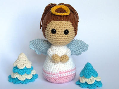 Little Angel Amigurumi