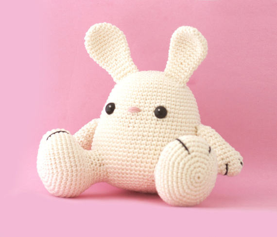 Pip the Bunny crochet pattern PDF