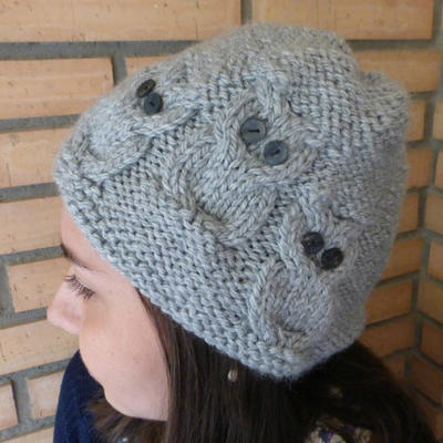 3 Little Owls Hat Pattern