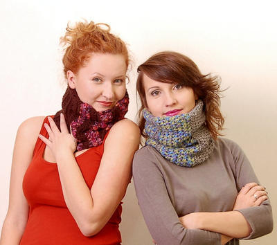 Two Cozy Cowls