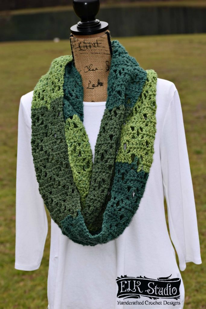 The Vintage Bloom Scarf