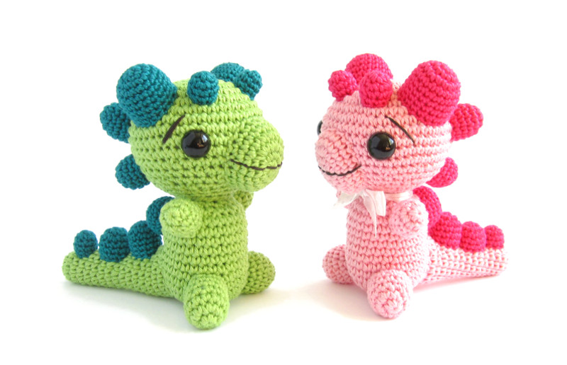 Baby Dragon Rattle