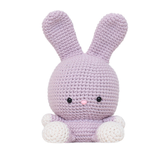 Ruby the Rabbit Amigurumi Pattern