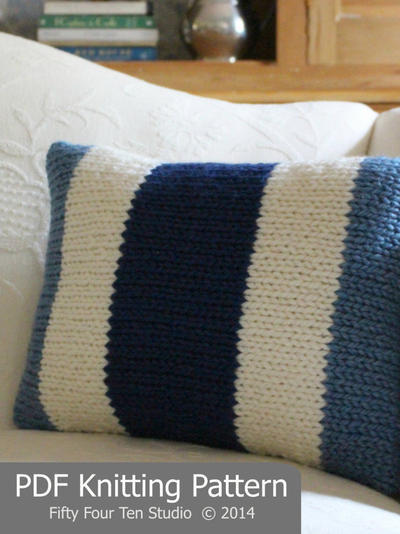 Tricolor Cushion