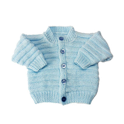 BABY CARDIGAN pdf knitting pattern instant download