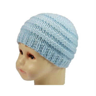 BABY HAT pdf knitting pattern instant download
