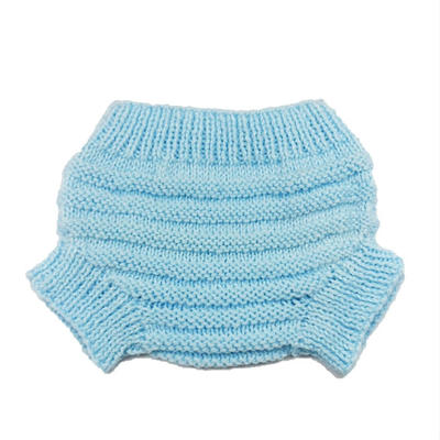 BABY NAPPY COVER knitting pattern