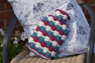 Catherine Hot Water Bottle Cover Crochet Pattern